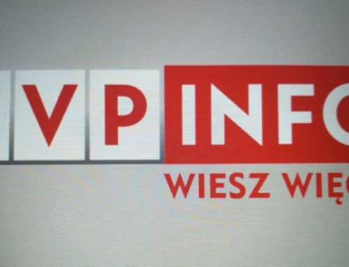 Czydoczekamy się zmian wprzekazie informacji wTVP Info ?