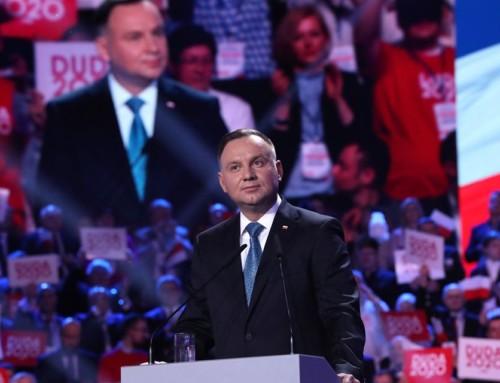 """Andrzej Duda: """"Niech żyje Polska!"""". Pierwszy spot kampanii prezydenckiej 2020"""