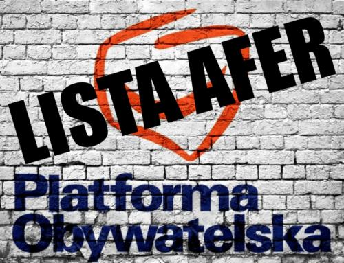 Polacy zapomnieli jak było wczasach rządów PO-PSL?