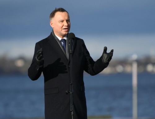 Prezydent RP Andrzej Duda wPucku – słynne przemówienie zokazji 100 rocznicy zaślubin Polski zBałtykiem
