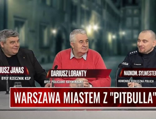"""Warszawa jest miastem z""""Pitbulla""""?"""