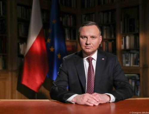 Prezydent RP Andrzej Duda: Wybory 10 maja mogą się nieodbyć