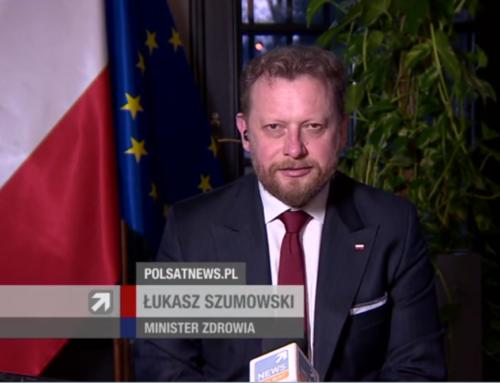 Minister Szumowski będzie interweniował ws zwolnionego Ratownika Medycznego wWarszawie