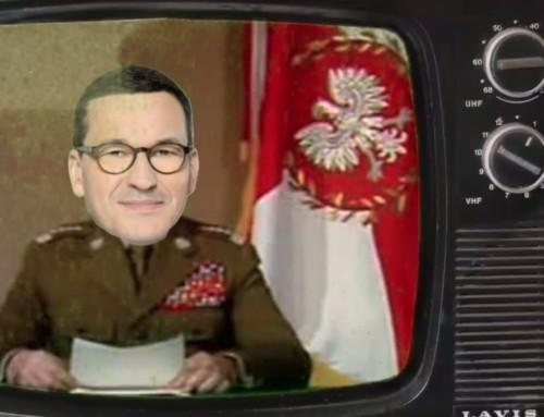 Kazimierz Turaliński: Bezpieczeństwo – TAK. Stan wojenny – NIE