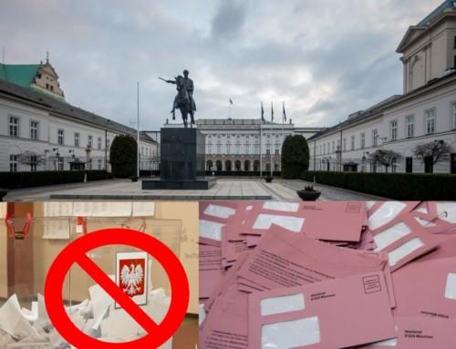 """PKW ma wątpliwości wsprawie wyborów korespondencyjnych? PiS """"zmilitaryzuje"""" PKW jak Pocztę Polską?"""