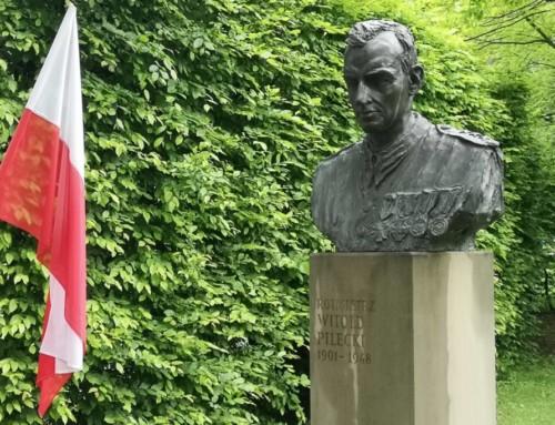 72 rocznica zamordowania rtm. Witolda Pileckiego