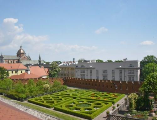 Ogrody Królewskie naWawelu