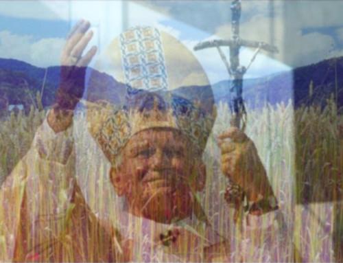 Dziękuję Ci Św. Janie Pawle II! Wszystkiego najlepszego wDniu 100. Urodzin!