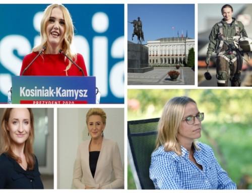 Pierwsza Dama tonietylkożona Prezydenta!