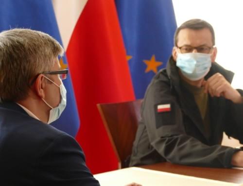 Walka zkoronawirusem czydobijanie Śląska igórnictwa?