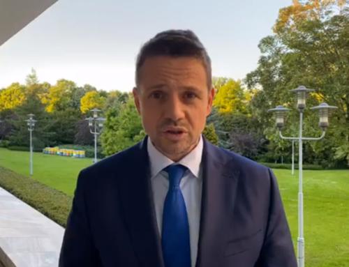 Kandydat Platformy chce zatrzymać inwestycje CPK iprzekopu Mierzei Wiślanej
