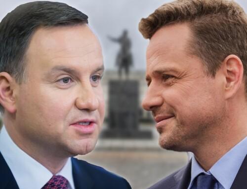 Rafał Trzaskowski – prawie Konfederat