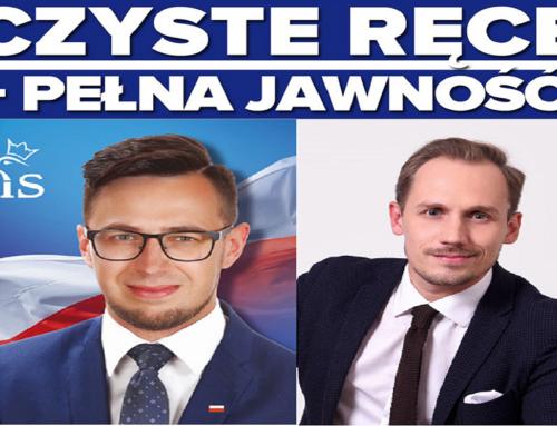 Czyposłowie: Konrad Berkowicz iFilip Kaczyński coś ukrywają wswoich majątkowych oświadczeniach?