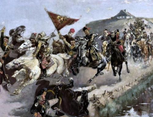 12 lipca daliśmy łupnia Moskalom
