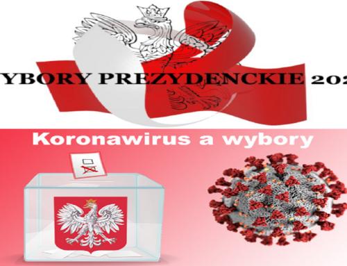 Członkowie OKW będą zarażać koronawirusem wtrakcie II tury wyborów prezydenckich?
