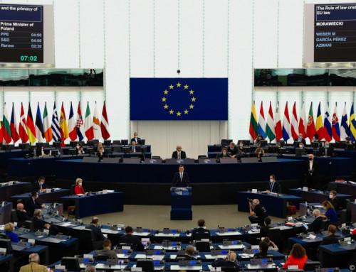 Misja Polska Premiera Morawieckiego dla suwerennych Państw członkowskich UE