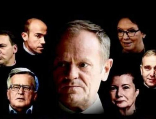 Tusk szkodził, szkodzi ibędzie szkodził Polsce ijako szef RE ijako lider opozycji