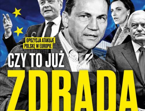 Politycy opozycji idą wzaparte wsprawie antypolskiej rezolucji PE