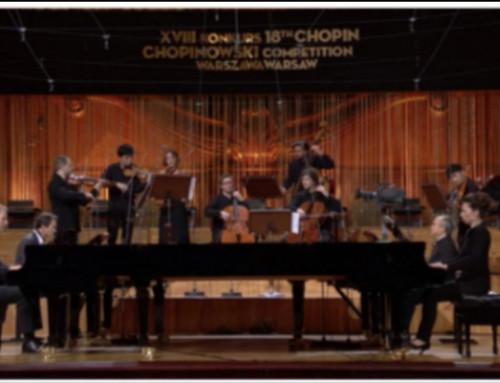 XVIII Konkurs Chopinowski zmilionowym dotarciem iAVE wmediach