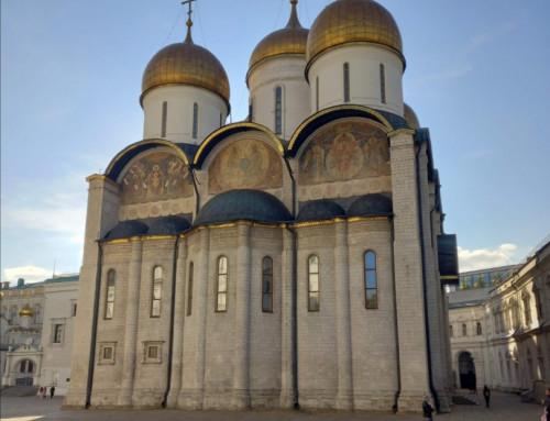 Katedra Zaśnięcia Najświętszej Maryi Panny naKremlu